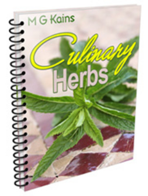 Product picture ***Culinary Herbs, Cooking, Private Label Rights***